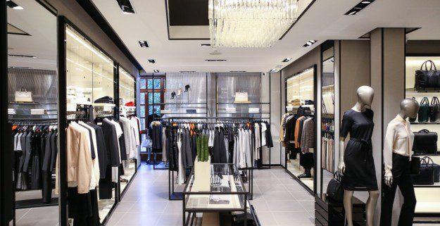 reforma de tienda hugo boss en marbella